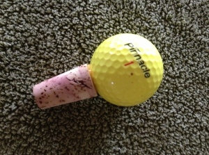 GOLF BALL PINNACLE