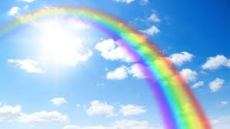 rainbow for peggy